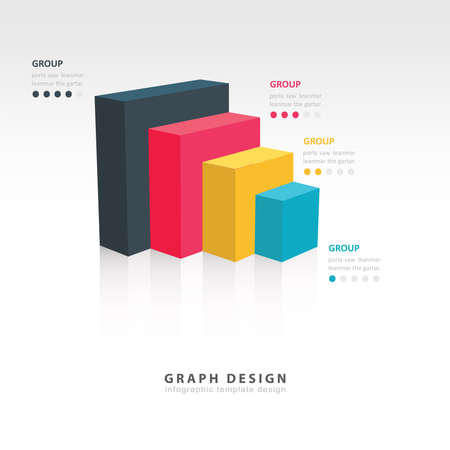 Vector for infographic or web design Vector