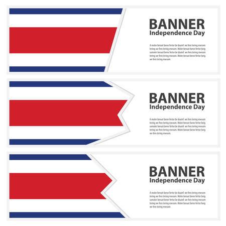 bandera de costa rica: Bandera de Costa Rica Banderas de día de la independencia colección