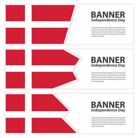 denmark flag: denmark Flag banners collection independence day