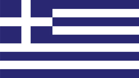 greece: greece Flag for Independence Day and infographic Vector illustration.