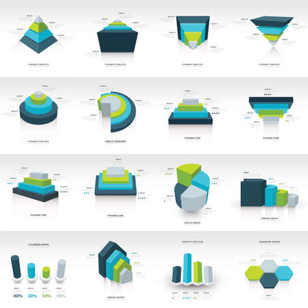 geometry: geometry  infographic template