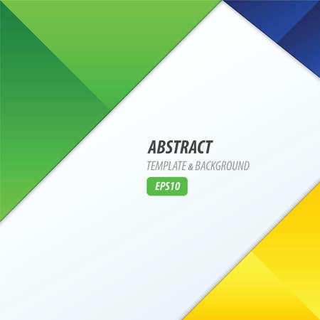 dimension: background dimension modern, brazil style Illustration
