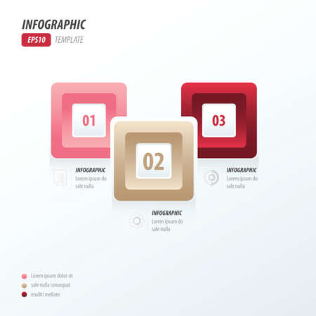rounded rectangle: infographics four rounded rectangle love style