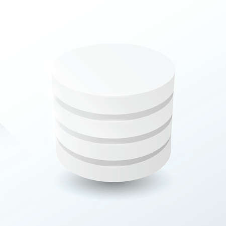 secondary colors: Circles 4 layer  white color