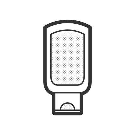 クリーム、ローション スパのアイコン