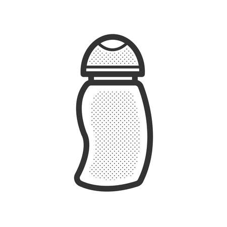 phial: design Fragrance for spa, phial size  icon Illustration