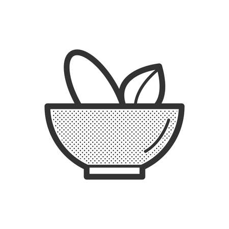 pestle: Mortar and pestle pharmacy icon