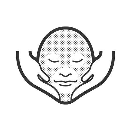 Face Massage Alternative medicine icon
