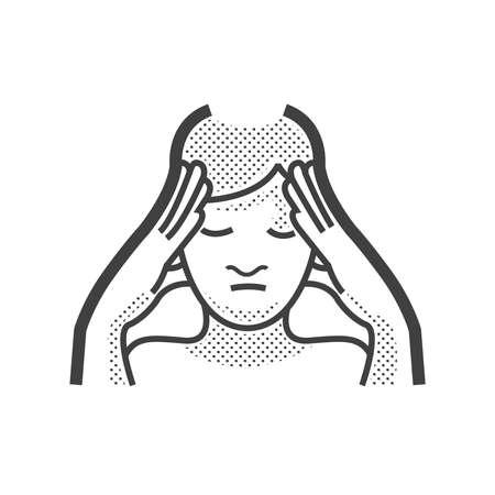 otolaryngology: Otolaryngology, headache icon
