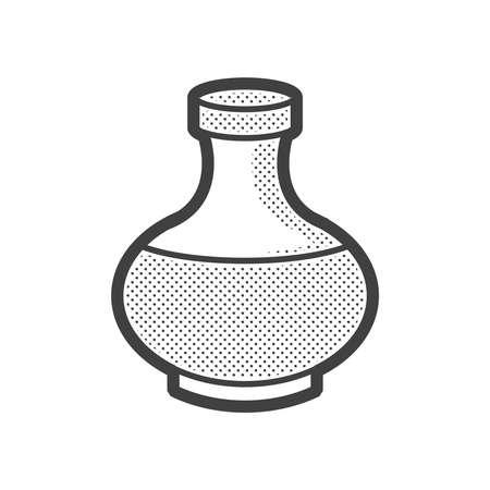medicine bottles: icon Medical Pharmacist, medicine bottles