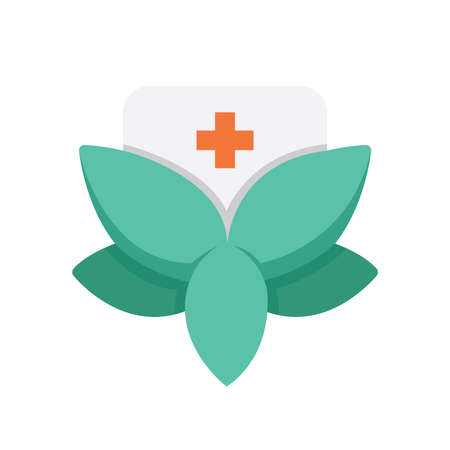 alternative medicine: Flat Icon Alternative medicine icon