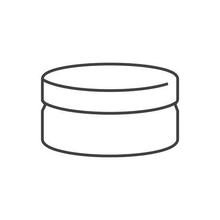 balm: line icons Medical Pharmacist, balm