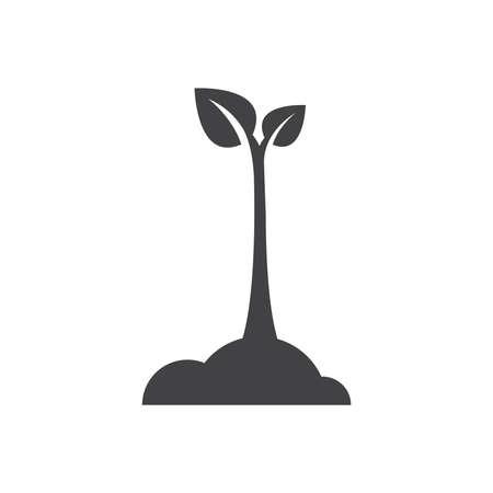 design sapling icon