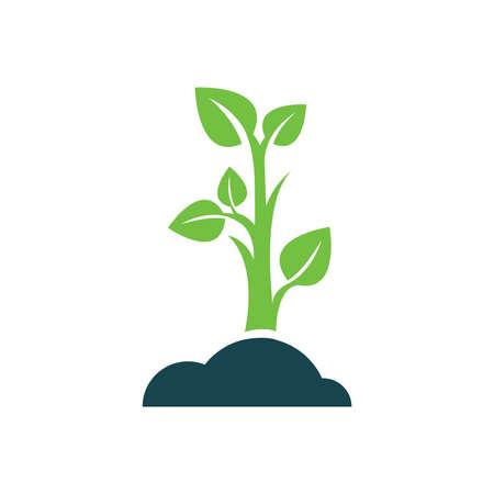 sapling: sapling icon design