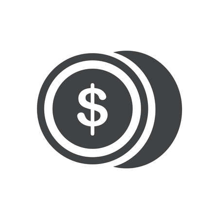 accumulate: Coin Flat icon