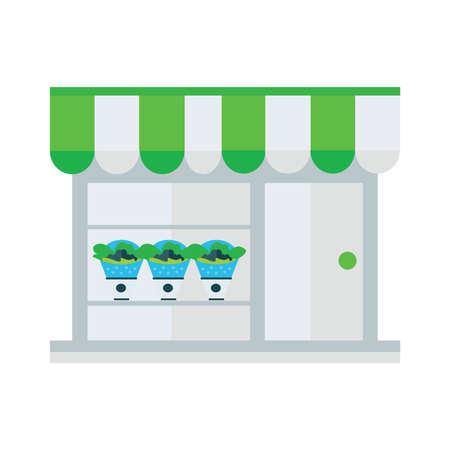 donner: Taco Shop icon   green, blue color