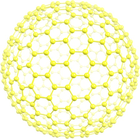 Giant fullerene C500 photo