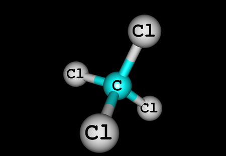 precursor: Carbon tetrachloride is the inorganic compound with the formula CCl4. It was formerly widely used in fire extinguishers, as a precursor to refrigerants, and as a cleaning agent.