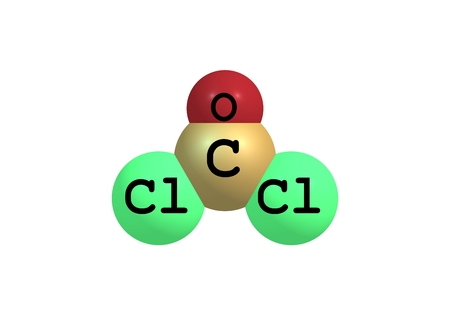 gained: is the chemical compound with the formula COCl2  This colorless gas gained infamy as a chemical weapon during World War I  It is also a valued industrial reagent  Stock Photo