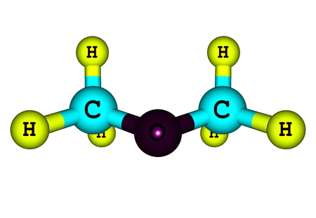 ch: Dimethyl ether (methoxymethane) is the organic compound with the formula CH 3OCH 3. The simplest ether, it is a colourless gas that is a useful precursor to other organic compounds and an aerosol propellant.