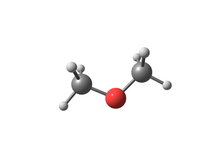 simplest: Dimethyl ether (methoxymethane) is the organic compound with the formula CH 3OCH 3. The simplest ether, it is a colourless gas that is a useful precursor to other organic compounds and an aerosol propellant.