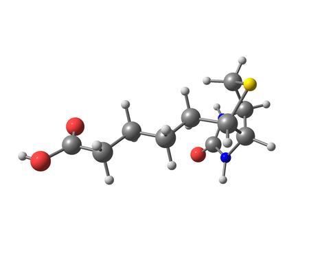 biotin: Biotin (B7 or coenzyme R) is a water-soluble B-vitamin.