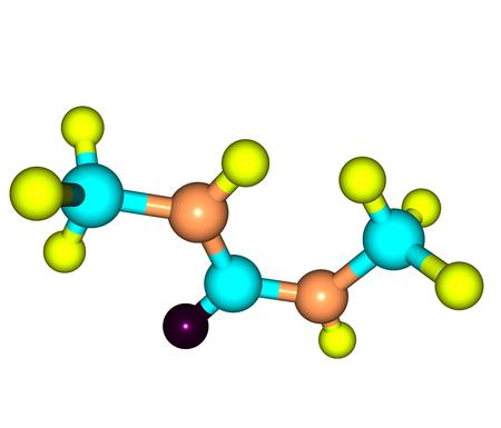 ammonia: Dimetilurea (1,3-dimetilurea) es un derivado de urea y se usa como un intermedio en la s�ntesis org�nica Foto de archivo
