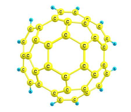 Circumtrindene is a polycyclic aromatic hydrocarbon