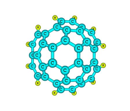 showpiece: Circumtrindene is a polycyclic aromatic hydrocarbon
