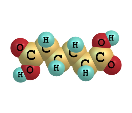 precursor: Adipic acid is the organic compound with the formula (CH2)4(COOH)2. It is a precursor for the production of nylon