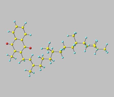 anticoagulant: Filoquinona (vitamina K1) es una cetona arom�tico polic�clico, basada en 2-metil-1,4-naftoquinona, con un sustituyente 3-fitil