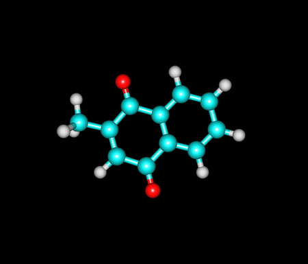 anticoagulant: La menadiona (K3 vitamn) es un compuesto qu�mico sint�tico a veces se utiliza como un suplemento nutricional a causa de su actividad de vitamina K