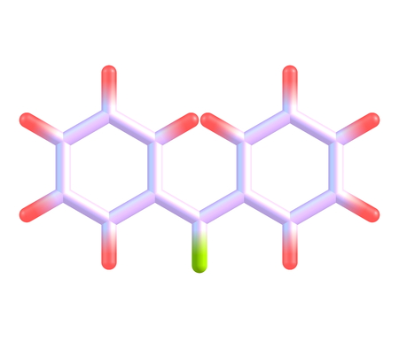 organic chemistry: Benzophenone is the organic compound with the formula (C6H5)2CO. Benzophenone is a widely used building block in organic chemistry, being the parent diarylketone