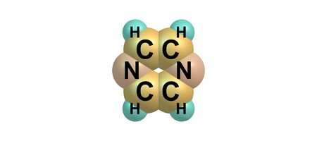 organic compound: Pyrazine is a heterocyclic aromatic organic compound with the chemical formula C4H4N2.
