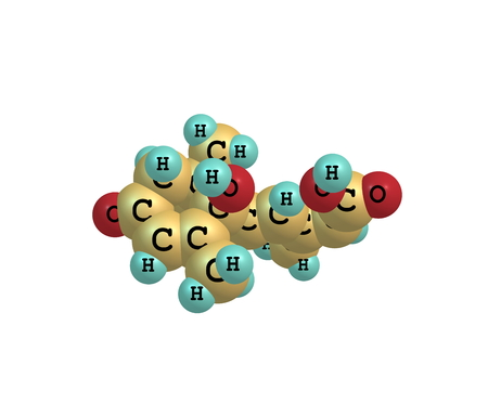 Abscisic acid (ABA) or dormin is a plant hormone. ABA functions in many plant developmental processes, including bud dormancy photo