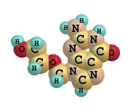 varicela: Aciclovir (INN, BAN, aciclovir) es un medicamento antiviral análogo de guanosina. Se utiliza principalmente para el tratamiento de herpes simplex virus infecciones, la varicela y la culebrilla Foto de archivo