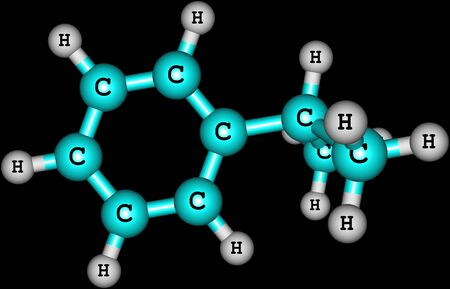 aromatic: Cumene is the common name for isopropylbenzene, an organic compound that is based on an aromatic hydrocarbon with an aliphatic substitution