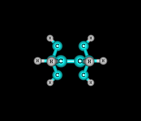 Barrelene is a bicyclic organic compound with chemical formula C8H8 with unusual geometry Imagens