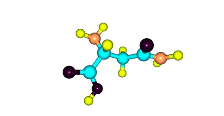 acids: Asparagine is one of the 20 most-common natural amino acids on Earth. It has carboxamide as the side-chains functional group