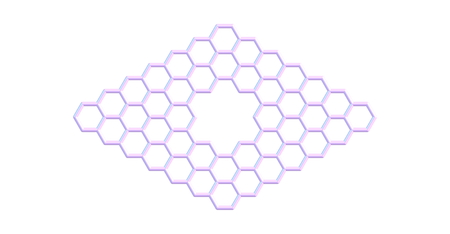 allotrope: Pore in graphene which is an allotrope of carbon in the form of a two-dimensional, atomic-scale, hexagonal lattice in which one atom forms each vertex