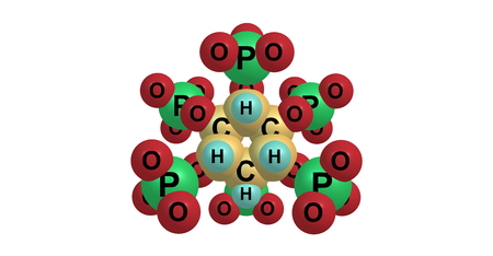 phosphorus: Phytic acid - inositol polyphosphate - phytate when in salt form- a saturated cyclic acid, is the principal storage form of phosphorus in many plant tissues, especially bran and seeds