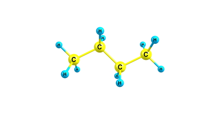 butane: Butane is an organic compound with the formula C4H10 that is an alkane with four carbon atoms. Butane is a gas at room temperature and atmospheric pressure