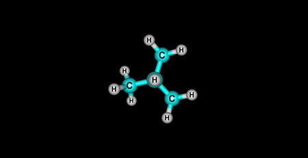 propylene: Isobutane or methylpropane is a chemical compound with molecular formula C4H10