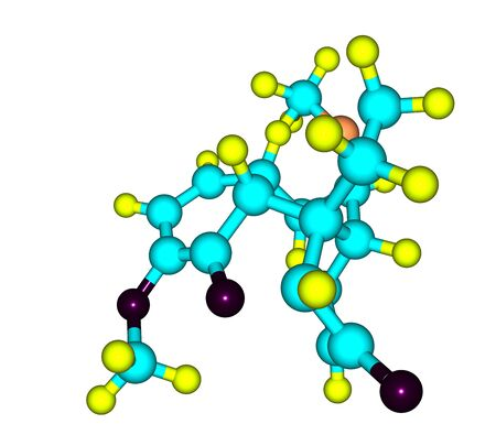 3d nitrogen: Oxycodone is a semi-synthetic opioid synthesized from poppy-derived thebaine. It is a narcotic analgesic generally indicated for relief of moderate to severe pain. 3d illustration