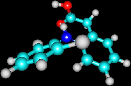 taken: Diclofenac is a nonsteroidal anti-inflammatory drug taken or applied to reduce inflammation and as an analgesic reducing pain in certain conditions. 3d illustration