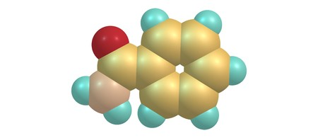 benzoic: Benzamide is an off-white solid with the chemical formula of C6H5CONH2. It is a derivative of benzoic acid. 3d illustration