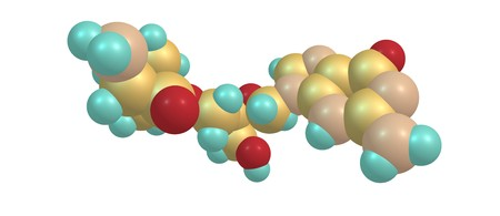 Valganciclovir is an antiviral medication used to treat cytomegalovirus infection in those with HIV or AIDS or following organ transplant. 3d illustration