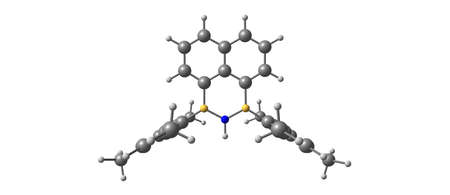 Boron nitride and carbon hybrid is a heterostructure consisting of boron and nitrogen and carbon. 3d illustration 写真素材
