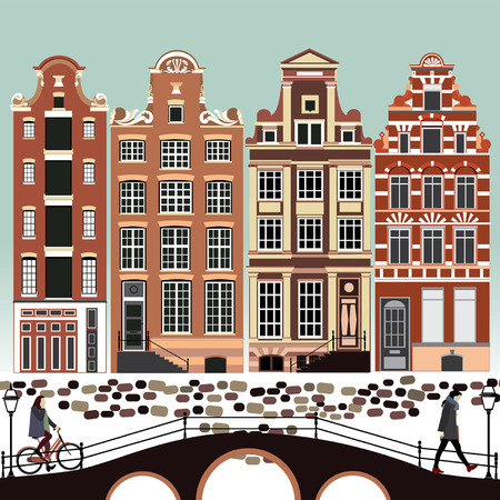 european culture: Amsterdam city