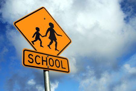 transport scolaire: Attention pour les enfants